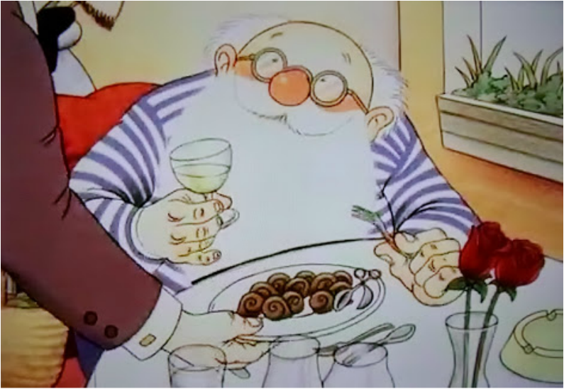 Raymond Briggs Father Christmas